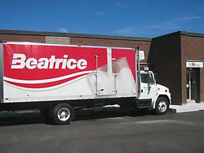 Toronto Convenience Store Milk supplier
